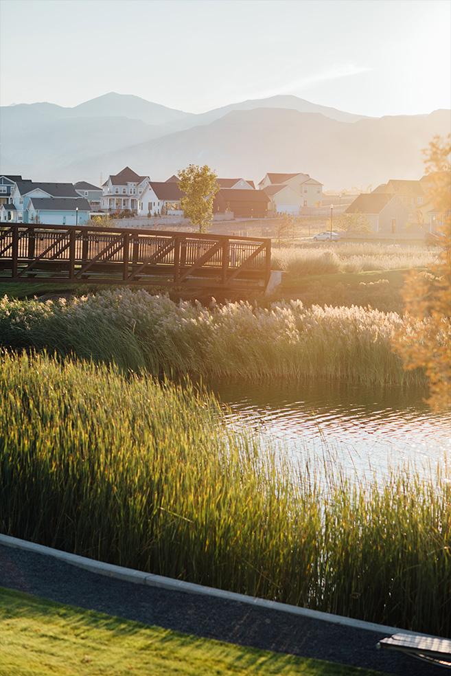 Bridge at Daybreak Utah | South Jordan Homes for Sale