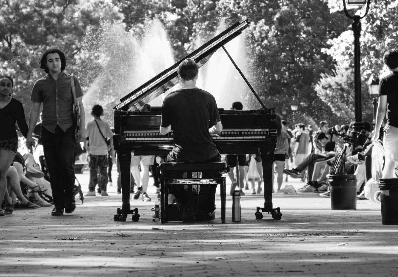 Downtown Daybreak Piano in the Park | Daybreak Utah, South Jordan Homes for Sale
