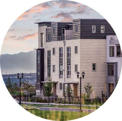 Downtown Daybreak Sky Terrace | Daybreak Utah, South Jordan Homes for Sale