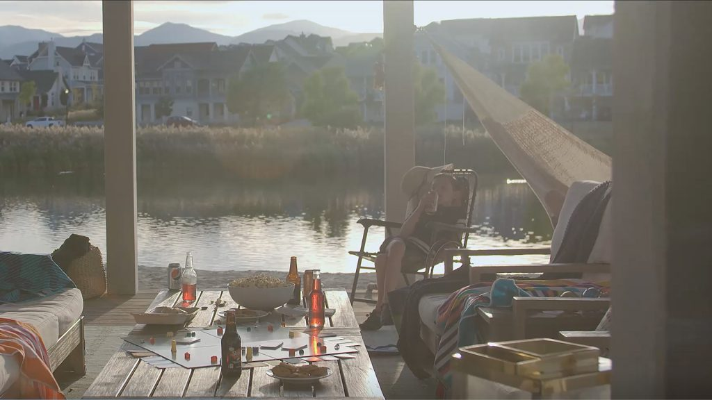 Outdoor Space at The Island | Daybreak Utah, Homes for Sale in South Jordan