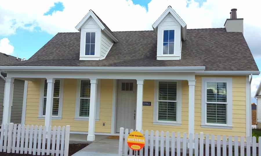 Wisteria Home   Daybreak Utah, South Jordan Homes for Sale